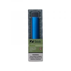 Menthol ZStick Single